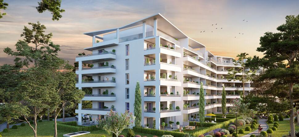 Programme immobilier Marseille 9ème (13009) Secteur Valmante URB16