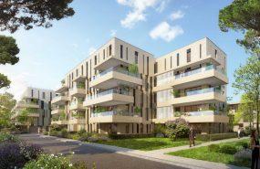 Programme immobilier ALT60 appartement à Marseille 8ème (13008) Bordé par le Parc Borély