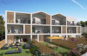 Programme immobilier ALT72 appartement à La Couronne (13500) À 1 km de la plage du Verdon