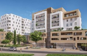 Programme immobilier URB15 appartement à Marseille 12ème (13012) Beaumont