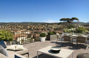 Programme immobilier ICA16 appartement à Marseille 6ème (13006) Vauban