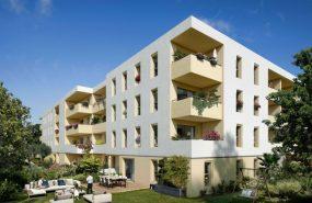Programme immobilier ICA19 appartement à Marseille 13ème (13013) Au cœur d'un quartier résidentiel