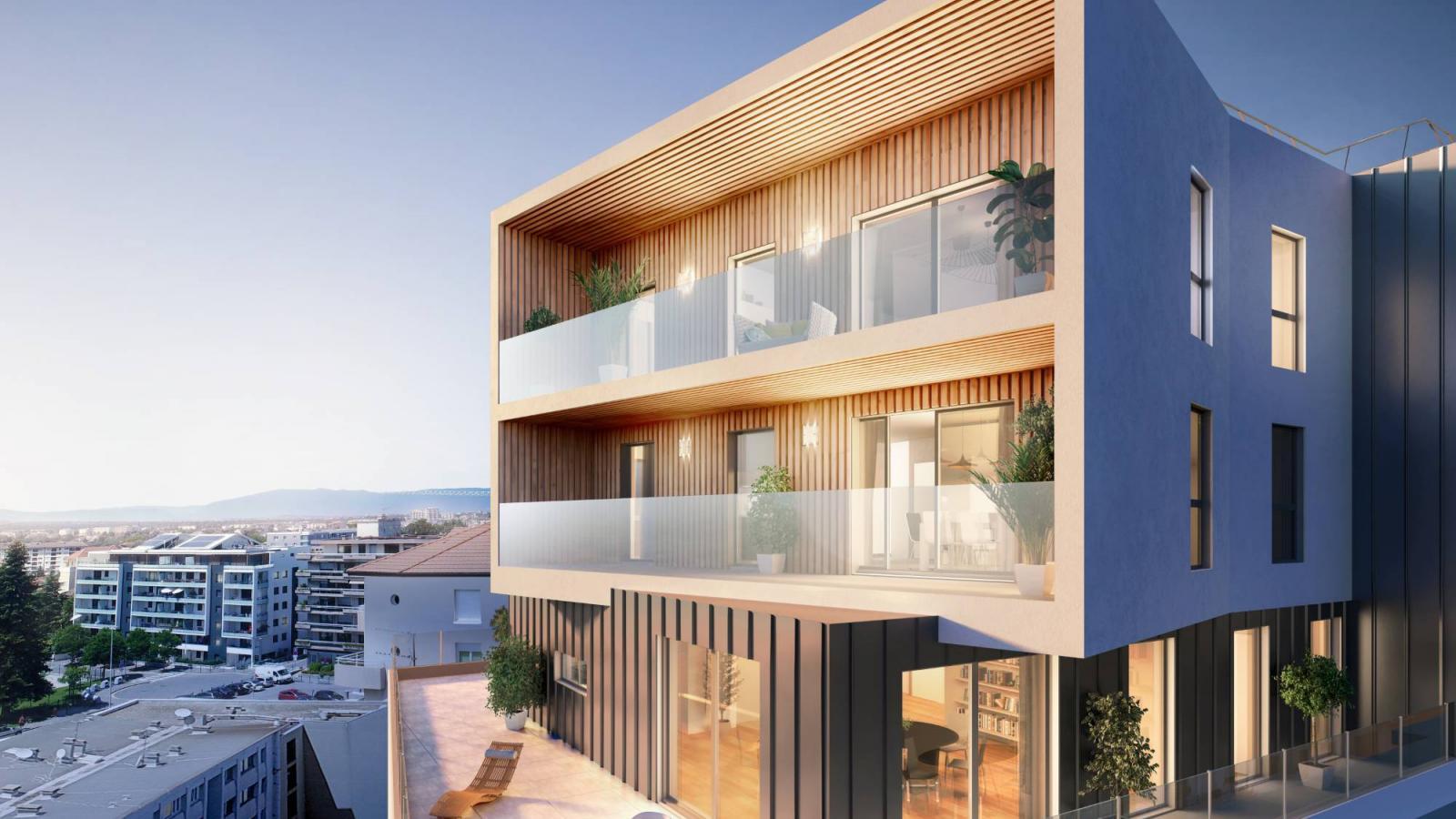 Programme immobilier Annemasse (74100)  CRA8