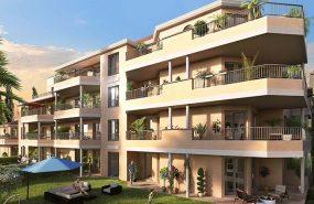 Programme immobilier VAL78 appartement à Cavalaire Sur Mer (83240) À Proximité Du Port