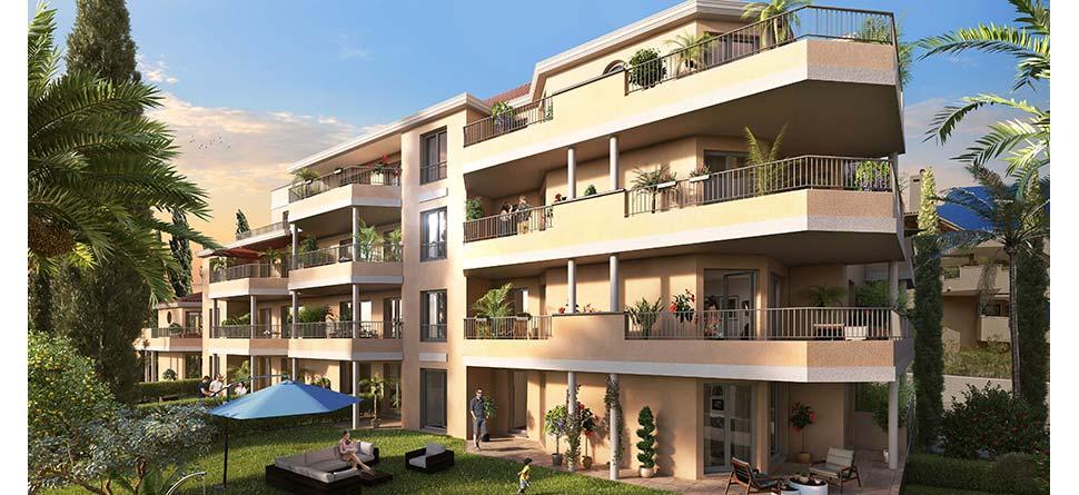 Programme immobilier Cavalaire Sur Mer (83240) À Proximité Du Port PI19