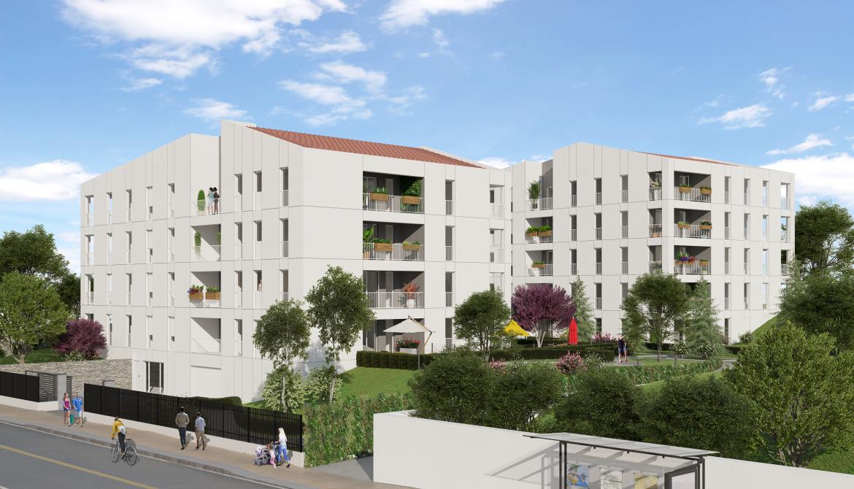 Programme immobilier Marseille 11ème (13011) Quartier résidentiel d'avenir SP5
