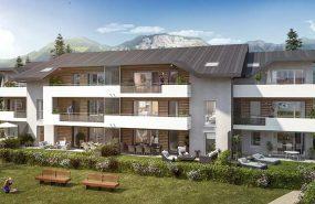 Programme immobilier PI35 appartement à Saint Pierre En Faucigny (74800) Pensée pour servir le confort des occupants