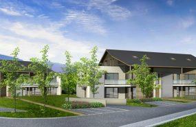 Programme immobilier MED1 appartement à Marignier (74970) Au coeur de la vallée de l'Arve