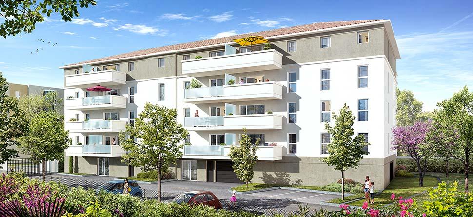 Programme immobilier VAL92 appartement à Marignane (13700) À Proximité Immédiate du Centre Ville