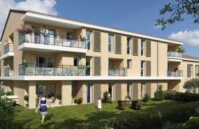 Programme immobilier ALT66 appartement à Aix-En-Provence (13100) Quartier de La Duranne