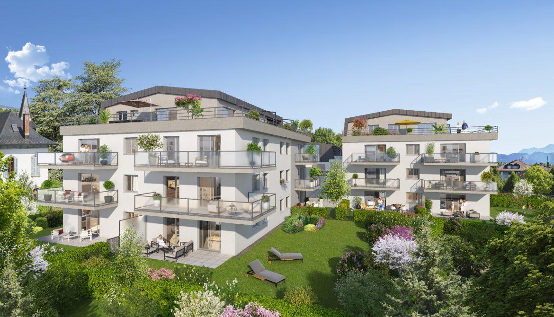 Programme immobilier ALT44 appartement à La Roche Sur Foron (74800) CENTRE VILLE