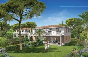 Programme immobilier PI22 appartement à Sainte Maxime (83120) Proche du centre-ville