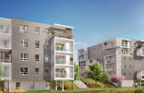 Programme immobilier ALT9 appartement à St Martin D'Heres (38400) Quartier Daudet