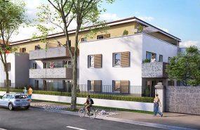 Programme immobilier LNC25 appartement à Istres (13800) Quartier résidentiel proche du centre