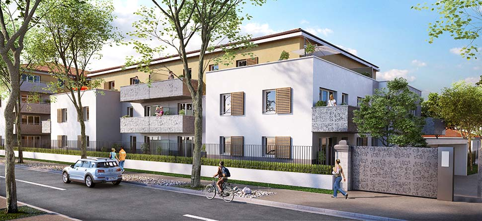 Programme immobilier Istres (13800) Au Coeur du Hameau VAL90