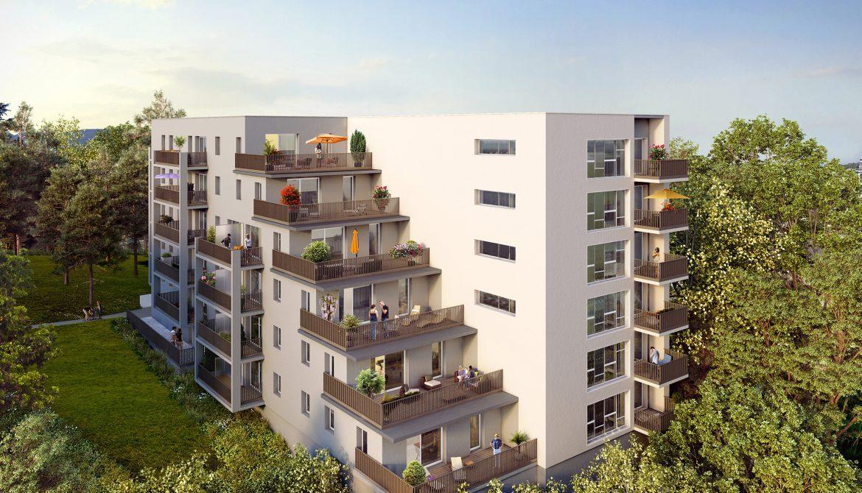Programme immobilier Chambery (73000) À Deux Pas du Cœur Médiéval  EDE10