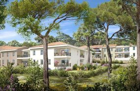 Programme immobilier VAL87 appartement à Toulon (83000) Quartier du Cap Brun