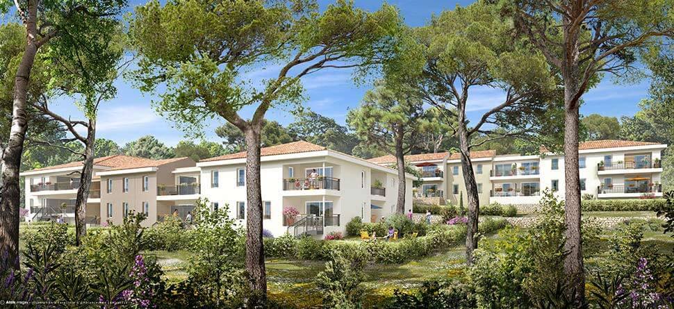 Programme immobilier Toulon (83000) Quartier des Routes ICA14
