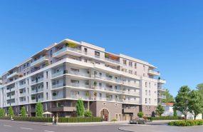 Programme immobilier ALT39 appartement à Annemasse (74100) CENTRE VILLE
