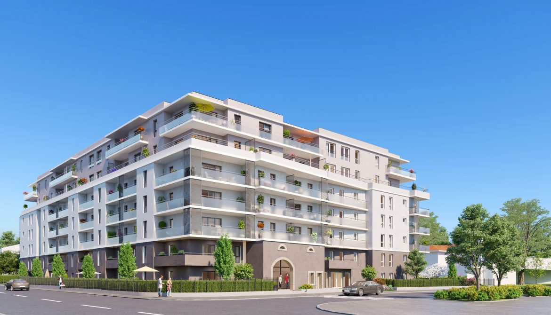 Programme immobilier Annemasse (74100) CENTRE VILLE VAL57