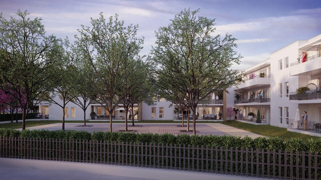 Programme immobilier Avignon (84140) Montfavet PI33