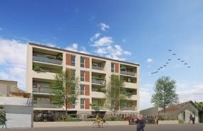 Programme immobilier VAL77 appartement à Avignon (84140) Proche du Centre Ville Historique d'Avignon