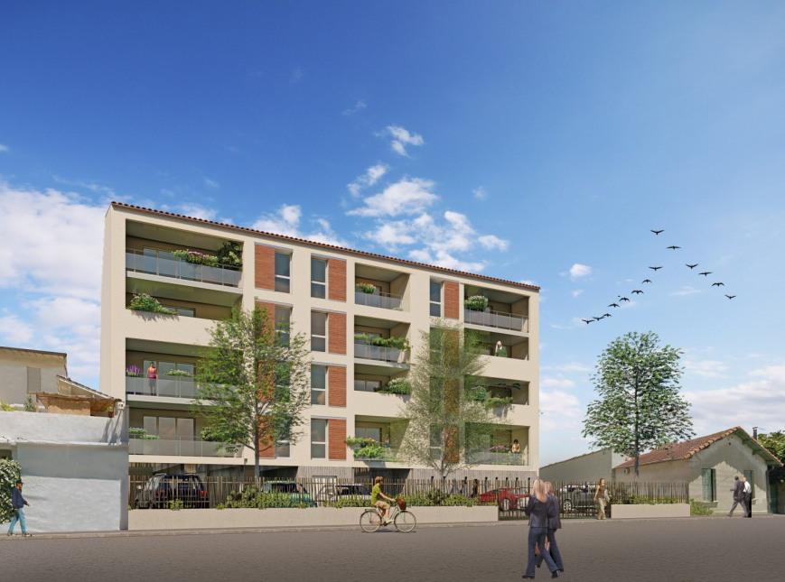 Programme immobilier Avignon (84140) Proche du Centre Ville Historique d'Avignon URB3