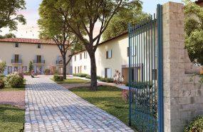 Programme immobilier SEN2 appartement à Tassin-la-Demi-Lune (69160) Plein Coeur du Parc Arboré