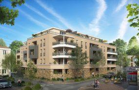 Programme immobilier URB9 appartement à Six Fours Les Plages (83140) Plein Centre Ville