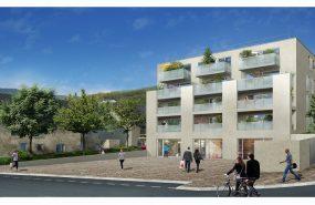 Programme immobilier SP3 appartement à Brison-Saint-Innocent (73100) À deux pas d'Aix-les-Bains