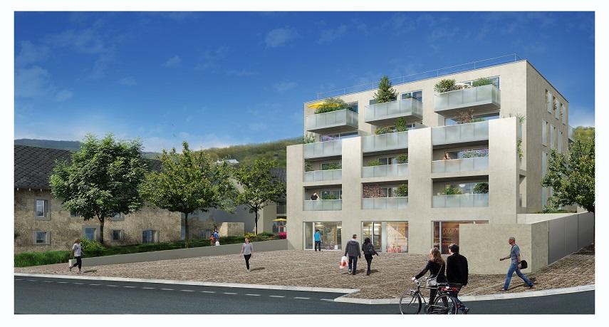 Programme immobilier Brison-Saint-Innocent (73100) À deux pas d'Aix-les-Bains Investissez en loueur meublé avec Answer Immobilier