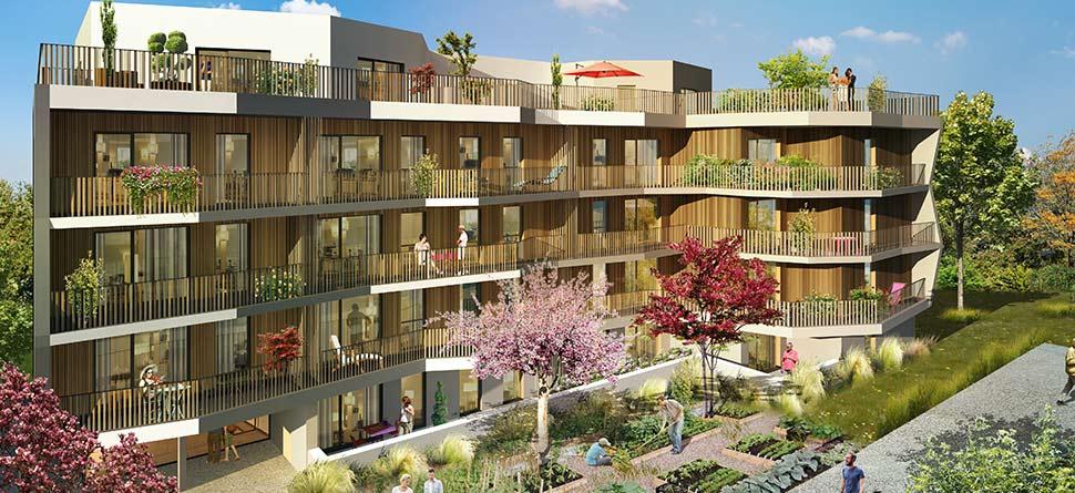 Programme immobilier VAL52 appartement à Cognin (73160) Proche Coeur de Cognin
