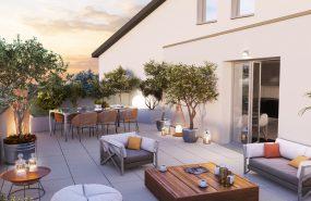 Programme immobilier SEN1 appartement à Neuville-sur-Saône (69250) En limite du Centre Historique
