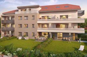 Programme immobilier VAL61 appartement à Etaux (74800) Cœur du Bourg d'Etaux