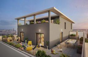 Programme immobilier URB2 appartement à Villeurbanne (69100) Reconnaissance Balzac