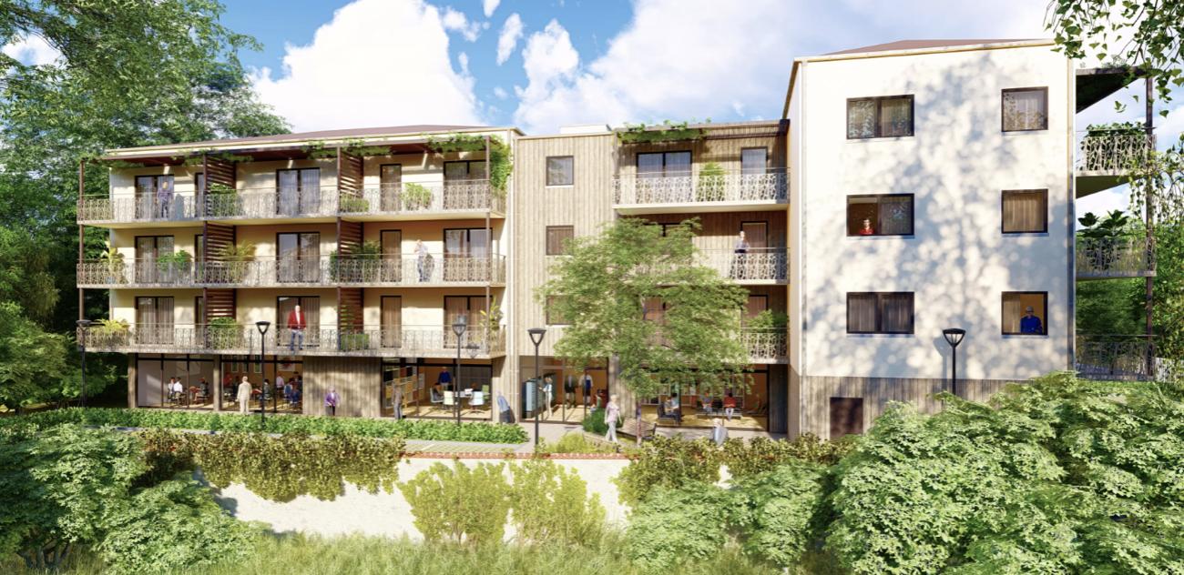 Programme immobilier AJA9 appartement à Saint-Genis-Laval (69230) Secteur du Vallon des Hôpitaux