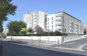 Programme immobilier SP8 appartement à Marseille 13ème (13013) Chateau gombert