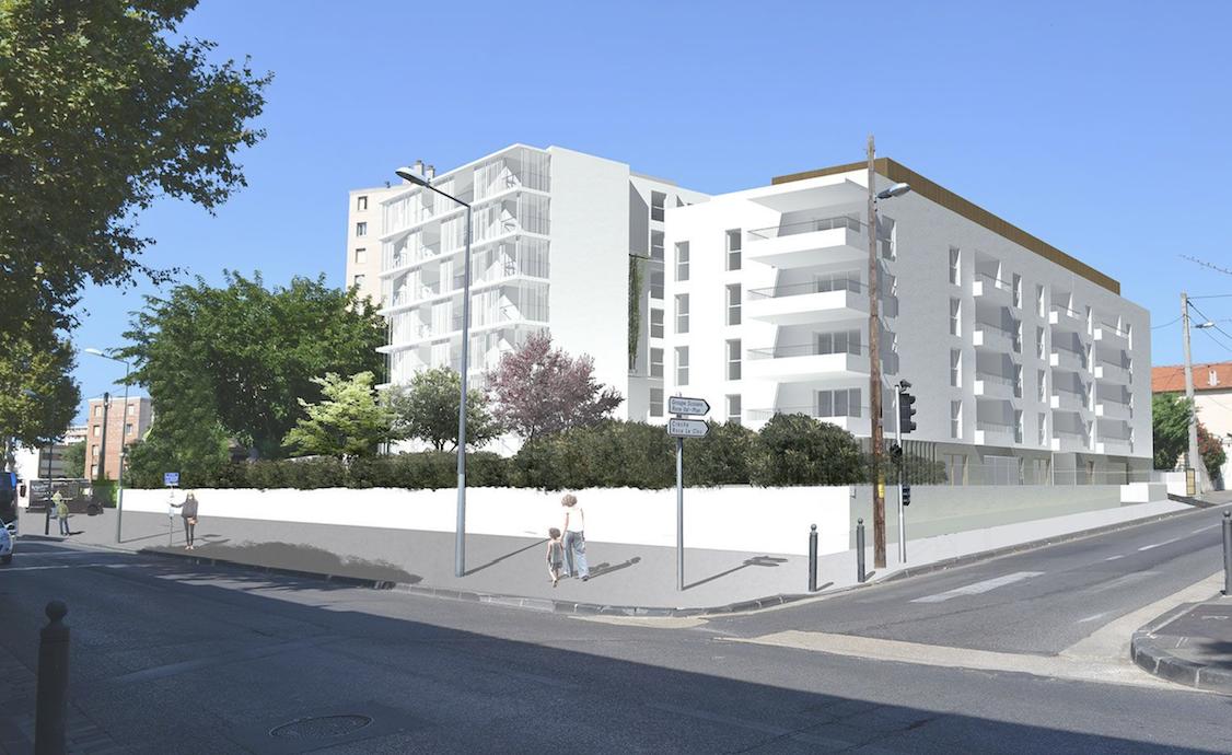 Programme immobilier Marseille 13ème (13013) Chateau gombert VAL116