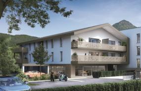 Programme immobilier GRE1 appartement à Thyez (74300) Proche du cœur de ville