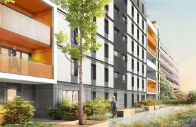 Programme immobilier VAL55 appartement à Annemasse (74100) Au Coeur du Centre-Ville
