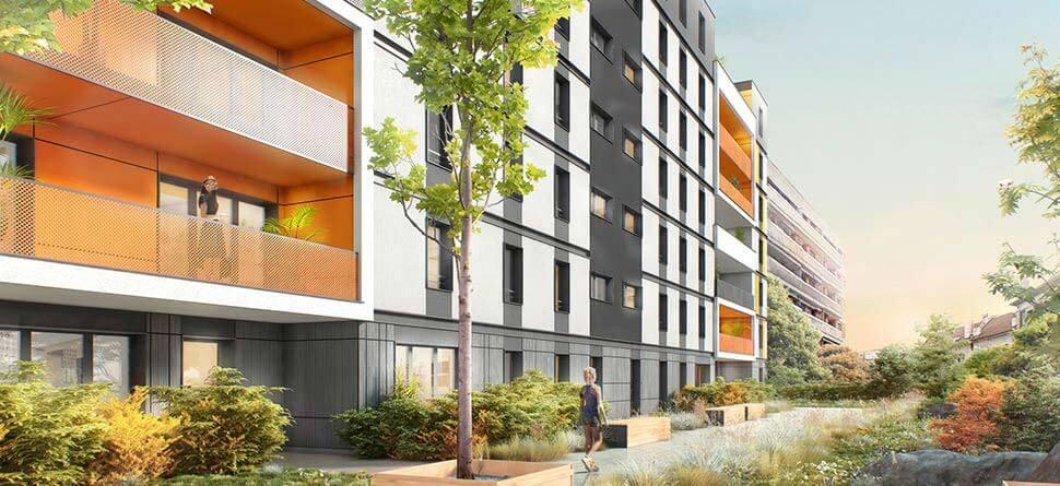 Programme immobilier Annemasse (74100) Au Coeur du Centre-Ville CRA8