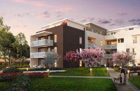 Programme immobilier VAL72 appartement à Vetraz Monthoux (74100) Centre Ville