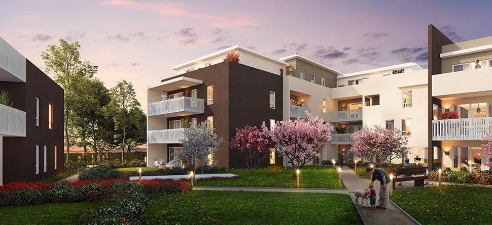Programme immobilier Vetraz Monthoux (74100) Centre Ville EDE8