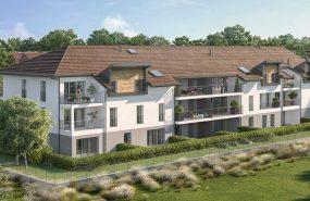 Programme immobilier VAL66 appartement à Saint Pierre En Faucigny (74800) Centre Ville
