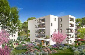 Programme immobilier ALT64 appartement à Marseille 11ème (13011) À 12 mn du Vieux Port