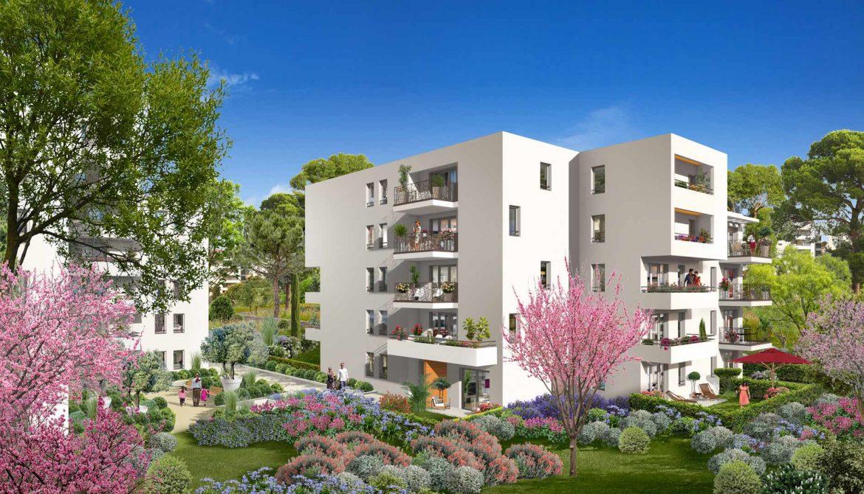 Programme immobilier Marseille 11ème (13011) À 12 mn du Vieux Port KAB20