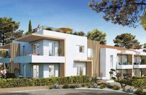Programme immobilier KAB28 appartement à Toulon (83000) En lisière du centre-ville