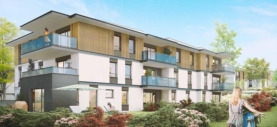 Programme immobilier Anthy-Sur-Leman (74200) Rive Sud du Lac Leman EUR17