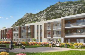 Programme immobilier VAL48 appartement à Voreppe (38340) Centre de Voreppe