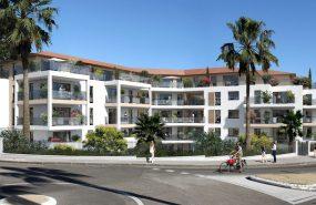Programme immobilier LNC23 appartement à Cavalaire Sur Mer (83240) Centre Ville